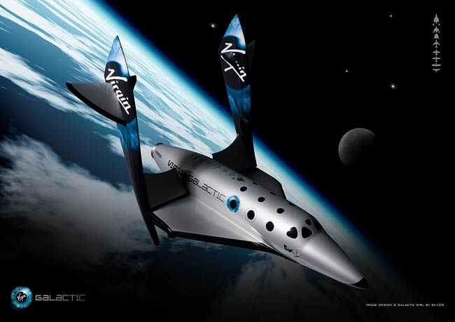 Virgin Galactic's Spaceship-2