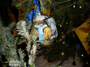 Mao Ornament